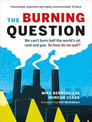 cover image of The Burning Question