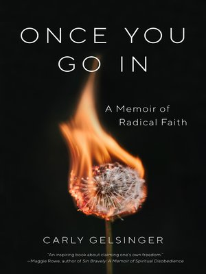 cover image of Once You Go In