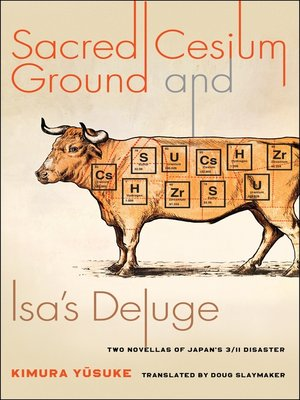cover image of Sacred Cesium Ground and Isa's Deluge