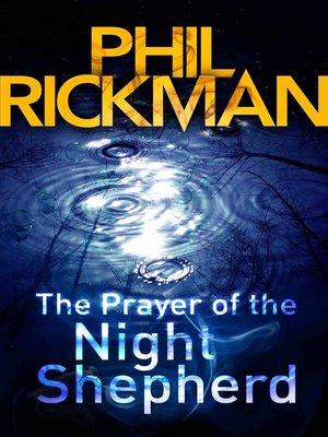 cover image of The Prayer of the Night Shepherd
