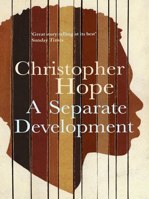 cover image of A Separate Development