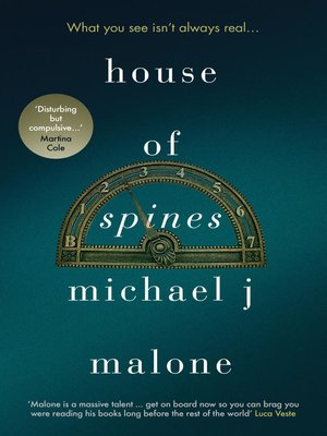 cover image of House of Spines