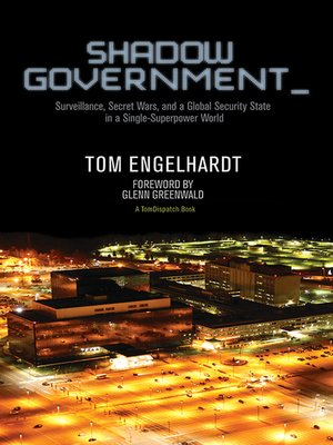 cover image of Shadow Government