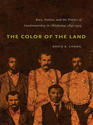 cover image of The Color of the Land