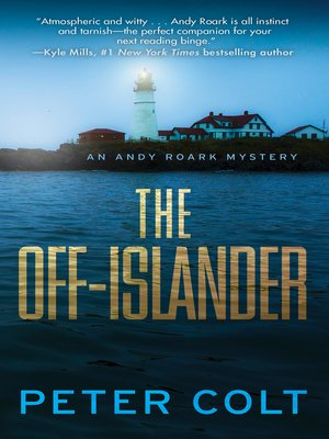cover image of The Off-Islander