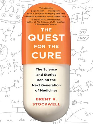 cover image of The Quest for the Cure