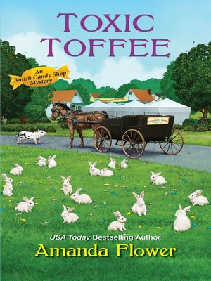 cover image of Toxic Toffee