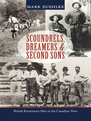 cover image of Scoundrels, Dreamers & Second Sons