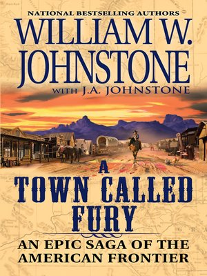 cover image of A Town Called Fury