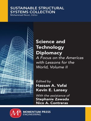cover image of Science and Technology Diplomacy, Volume II