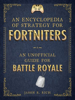 cover image of An Encyclopedia of Strategy for Fortniters