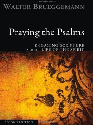cover image of Praying the Psalms