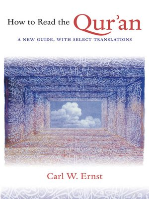cover image of How to Read the Qur'an