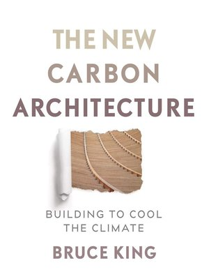 cover image of The New Carbon Architecture