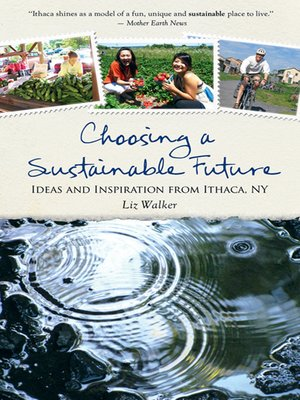 cover image of Choosing a Sustainable Future