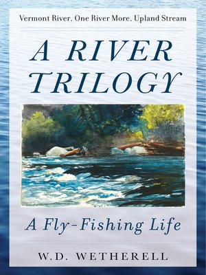 cover image of A River Trilogy