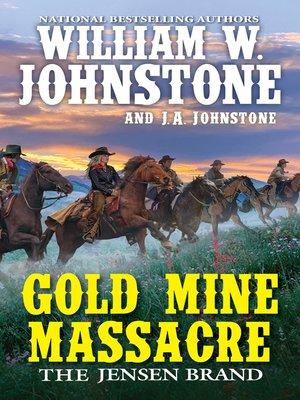 cover image of Gold Mine Massacre