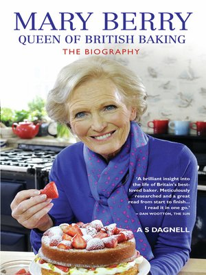 cover image of Mary Berry