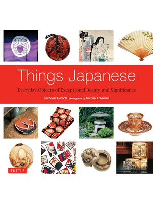 cover image of Things Japanese