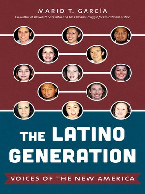cover image of The Latino Generation