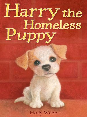 cover image of Harry the Homeless Puppy