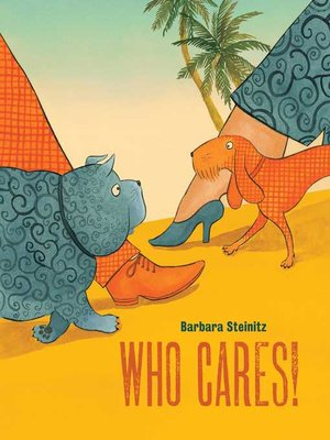 cover image of WHO CARES!