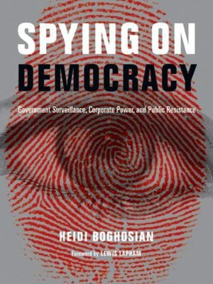 cover image of Spying on Democracy