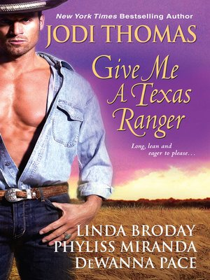 cover image of Give Me a Texas Ranger