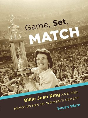 cover image of Game, Set, Match