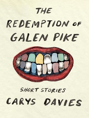 cover image of The Redemption of Galen Pike