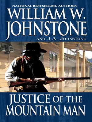 cover image of Justice of the Mountain Man