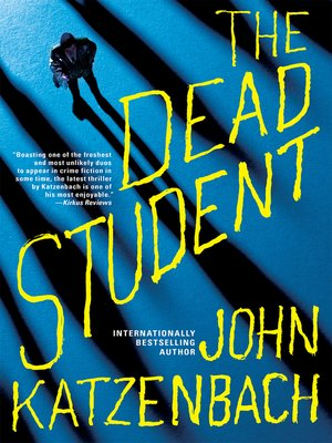 cover image of The Dead Student