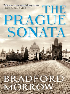 cover image of The Prague Sonata