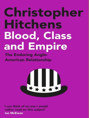 cover image of Blood, Class and Empire