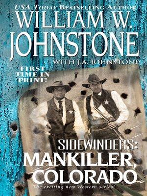cover image of Mankiller, Colorado