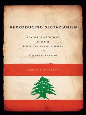 cover image of Reproducing Sectarianism