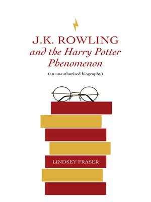 cover image of J K Rowling and the Harry Potter Phenomenon