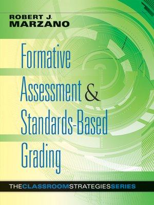 cover image of Formative Assessment & Standards-Based Grading