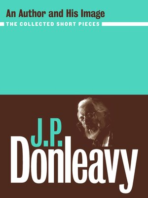 cover image of J.P. Donleavy