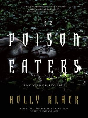 cover image of The Poison Eaters