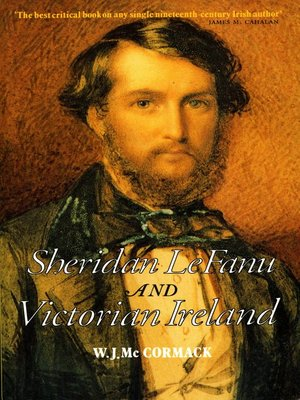 cover image of Sheridan Le Fanu and Victorian Ireland