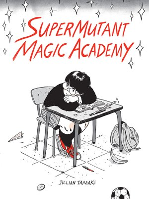 cover image of Super Mutant Magic Academy