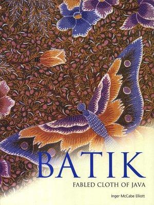 cover image of Batik