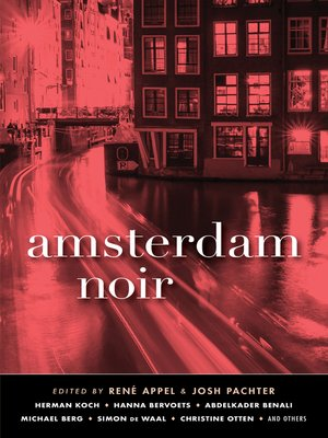 cover image of Amsterdam Noir