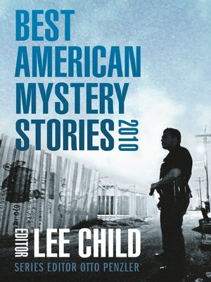 cover image of The Best American Mystery Stories, 2010
