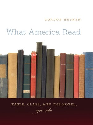 cover image of What America Read