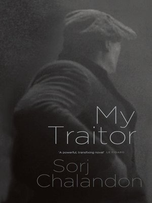 cover image of My Traitor