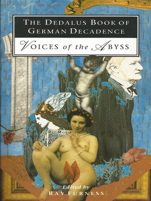 cover image of The Dedalus Book of German Decadence