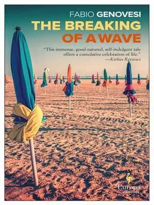 cover image of The Breaking of a Wave