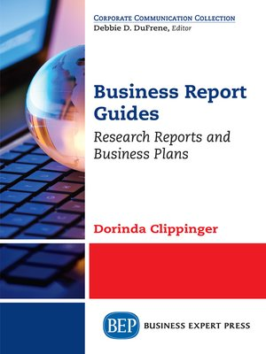 cover image of Business Report Guides